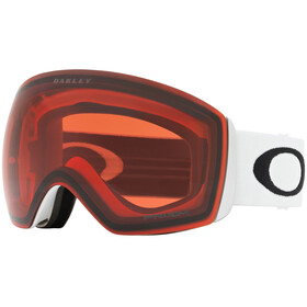 Oakley Flight Deck Snow Goggle Matte White/Prizm Rose